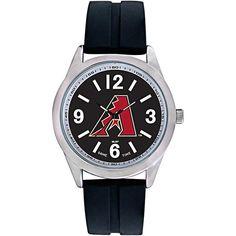Arizona Diamondbacks Varsity Silicone Watch - $39.95