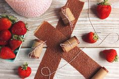 Honey-Sweetened Strawberry Fruit Leather