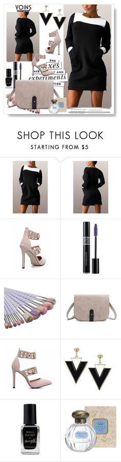 """""""Yoins I/5"""" by lila2510 ❤ liked on Polyvore featuring Kate Spade, Christian Dior, Barry M, yoins, yoinscollection and loveyoinsJoin"""