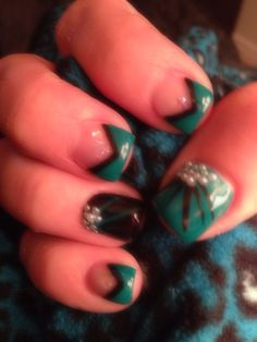 My new nails.