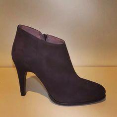 LENA MILOS ankle boots fw14/15 from MARCELLO GALLONI boutique - Parma - #lenamilos #shoes #heels #brand #luxury #moda #womenfashion #style