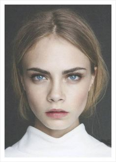 cara delevingne's brows are simply perfection