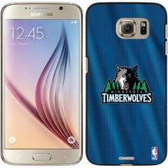 Minnesota Timberwolves Jersey Design on Samsung Galaxy S6 Snap-On Case