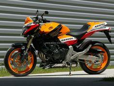 Honda Hornet CB600 Foto 2015