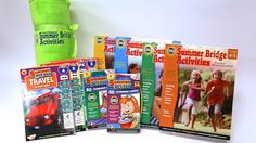 Win a Summer Learning Gift Set from Carson-Dellosa Publishing! - Grandparents.com