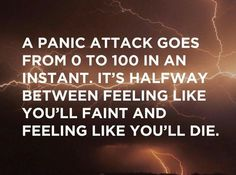 Panic attack help ptsd 25 Stories Of Panic Attacks And Living With Anxiety. this quote is so true. Its a horrible feeling Anxiety Panic Attacks, Panic Disorder, Anxiety Disorder, Anxiety Help, Social Anxiety, Anxiety Tips, Health Anxiety, Thoughts, Frases