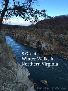 Here are 8 great trails perfect for a winter outing.