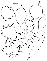 4 easy fall garlands storytime leaves pinterest leaf template