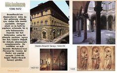 Okuma Atlası Sanat: Michelozzo