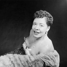 Billie Holiday's 1958