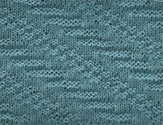 Diagonal 6 - Knittingfool Stitch Detail