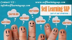 Self Learning is a Leading IT Online  Center for the SAP Videos Online and Combo Courses