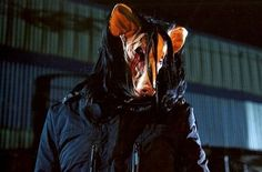 Pig mask from 'Saw' franchise