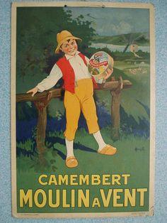 Camembert Moulin à Vent