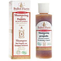 Shampoing à la Propolis (anti-pelliculaire)