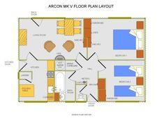 Prefab floor plan