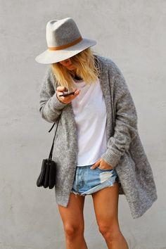 rich girls.: Blogger Style | Mija..... Sweater