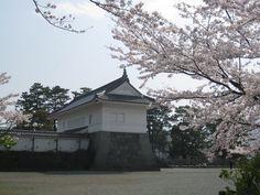 Odawara castle akagane gate