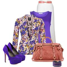 Featuring Waleo - Majestic Purple Suede Jessica Simpson