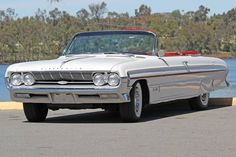 1961 Oldsmobile 98 Maintenance/restoration of old/vintage vehicles: the material for new cogs/casters/gears/pads could be cast polyamide which I (Cast polyamide) can produce. My contact: tatjana.alic@windowslive.com
