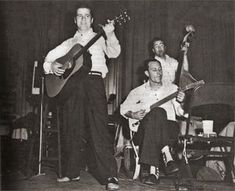 Johnny Burnette Trio 1956