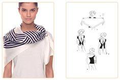 BAG'IT: LE CARRE HERMES #2 L'ART DU NOUAGE