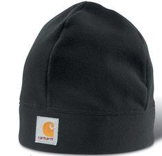 Carhartt Mens Camo Polyester Fleece Hat Beanie