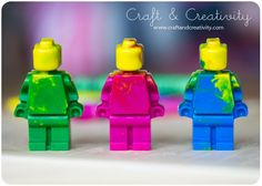 Lego crayons, next generation - by Craft & Creativity