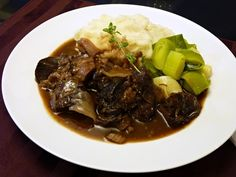Beef Cheek in Red Wine