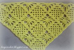 Great new source for crochet patterns and tutorials. Lacy Crochet: Crochet Stitch Patterns