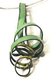 Felicia Parsons enamel jewelry
