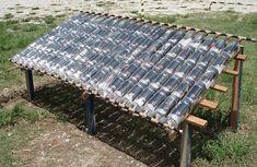 aquecedor solar garrafas pet - Pesquisa Google