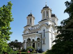 All sizes   Pitesti : Biserica ortodoxa Sfanta Vineri   Flickr - Photo Sharing! Romania, Notre Dame, Photo And Video, Country, Architecture, World, Building, Travel, Arquitetura