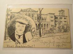 Joachimsthal Charlottenburg 1907 Gymnasium Berlin Studentika   eBay