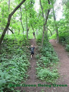 Save Green Being Green: Wordless Wednesday: Copper Culture State Park in Oconto, Wisconsin