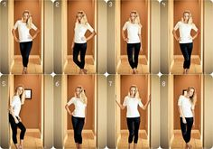Flattering poses... good to keep in mind. - Click image to find more Photography Pinterest pins