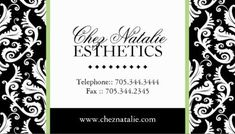 Aesthetician business card pinterest business cards accent stripe esthetician business cards httpzazzleestheticianbusinesscard 240138925550566842rf238835258815790439tcgbccosmetology2pin colourmoves