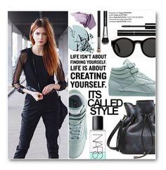 """It's called style"" by stylemoi-offical ❤ liked on Polyvore featuring Stila, Reebok, Mykita, MAC Cosmetics, NARS Cosmetics, Chanel and stylemoi"