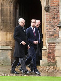 The Duke of Cambridge has arrived at the University of Cambridge to check in for the start of his special farming course.