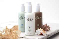 Our newest product line #OSEA
