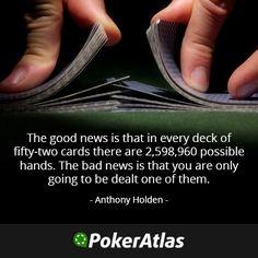 #poker #quotes http://www.pokeratlas.com/