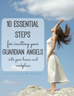 Okay, so you may not believe me, but you have Guardian Angels watching over you. Archangels, too! Everyone wants to learn how they can do a space clearing, removing the bad but keeping the good Spirits. This post has my ten most essential and helpful DIY steps for calling in Angelic Support and Guidance. Check it out -
