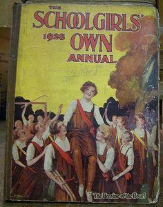 SCHOOLGIRLS OWN ANNUAL