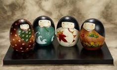 Image result for kokeshi doll jewelry