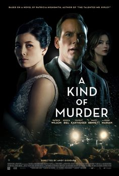 In 1960s New York, Walter Stackhouse is a successful architect married to the beautiful Clara who leads a seemingly perfect life. But his fascination with an unsolved murder leads him into a spiral of chaos as he is forced to play cat-and-mouse with a clever killer and an overambitious detective, while at the same time lusting after another woman.