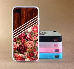 iphone 6 case Wood iphone 5 case iphone 5c by Xiaoyancasejewelry