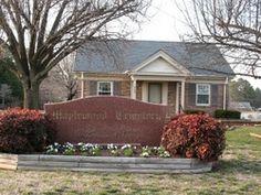 Maplewood Cemetery  Wilson (Wilson County)  Wilson County  North Carolina  USA