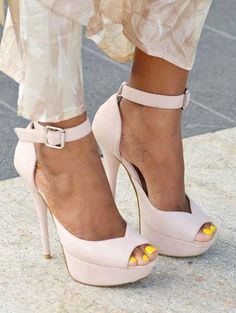 #love the shoes