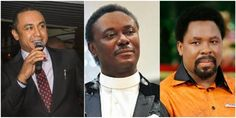 Youre in 'No Position To Condemn T.b Joshua  Daddy Freeze comes for Pastor Chris Okotie