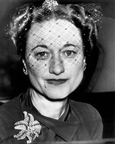 duchess of windsor: In my opinion she / him was a hermaphrodite.